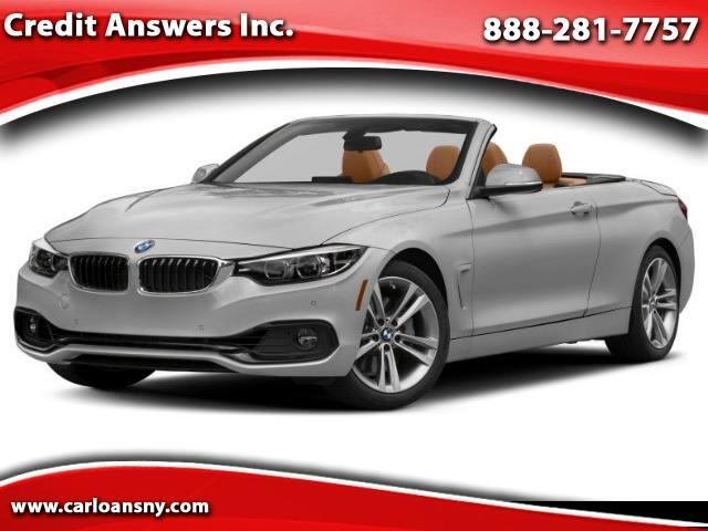 BMW 4-Series 440i convertible 2018