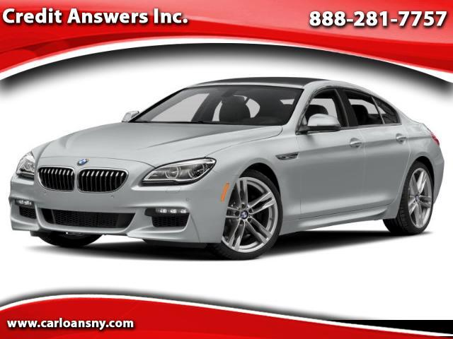 2018 BMW 6-Series Gran Coupe 640i xDrive