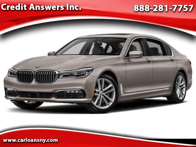 BMW 7-Series 750i xDrive 2018