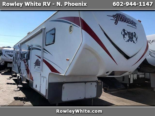 2013 Eclipse RV Attitude 32G2S+6