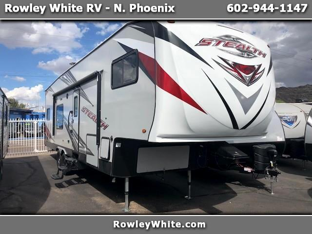 2019 Forest River STEALTH 3320G