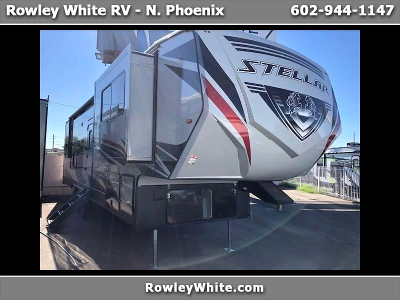 2020 Eclipse RV Stellar 3218LK