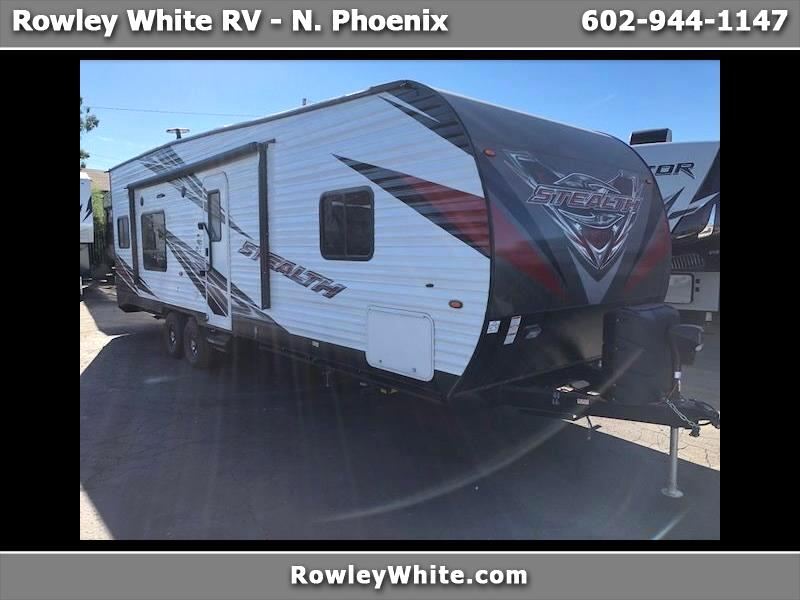 2019 Forest River Stealth (Toy Hauler) FQ2715