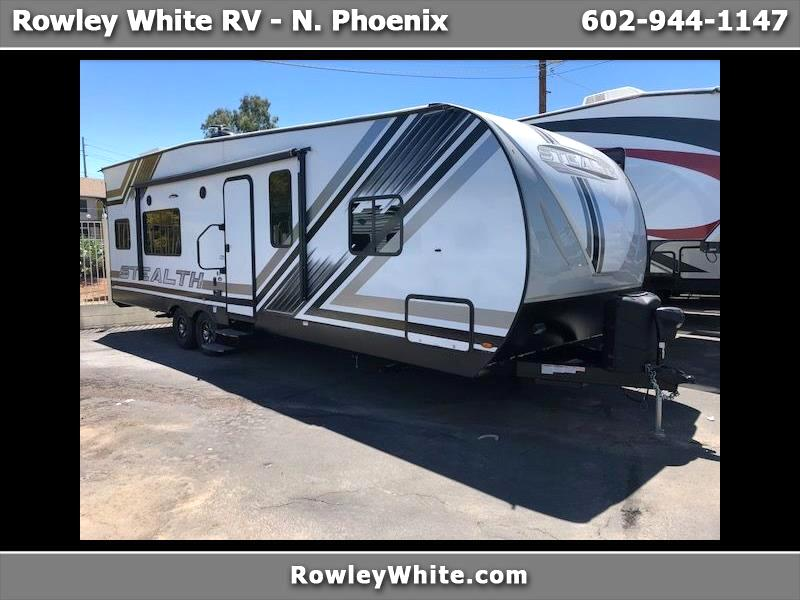 2019 Forest River STEALTH 2715G