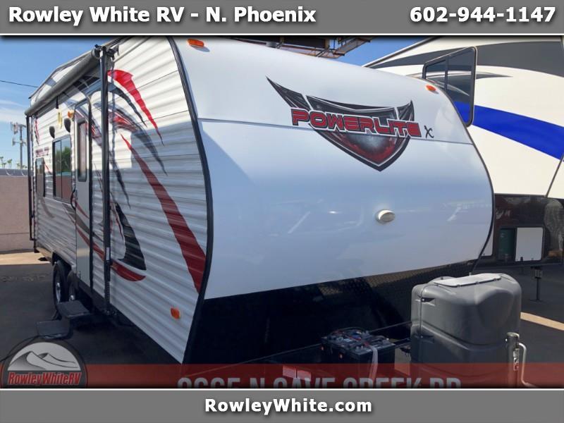 2015 Pacific Coachworks POWERLITE 19EX