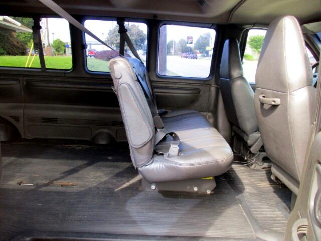 2002 Chevrolet Express 3500 Extended