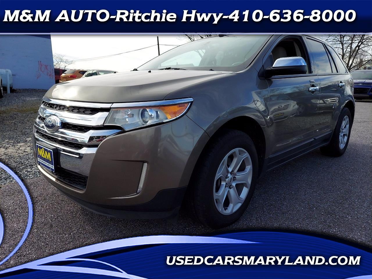 Ford Edge SEL FWD 2013