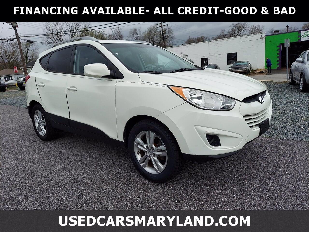 Hyundai Tucson Limited 2WD 2011