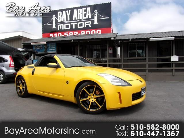2005 Nissan 350Z GRAND TOURING ROADSTER 2D