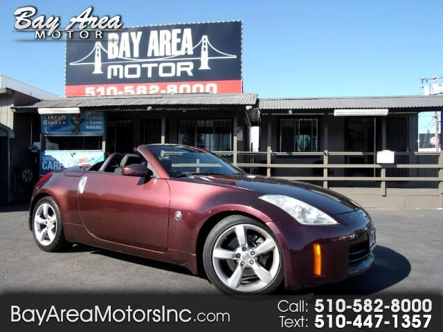 2006 Nissan 350Z Touring Roadster
