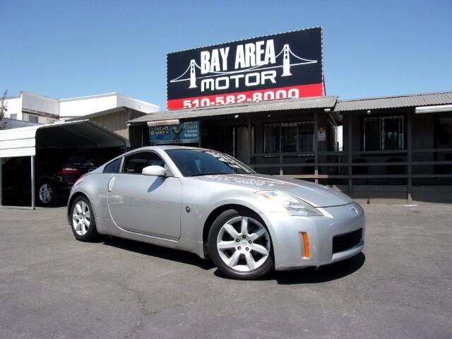 2003 Nissan 350Z Enthusiast