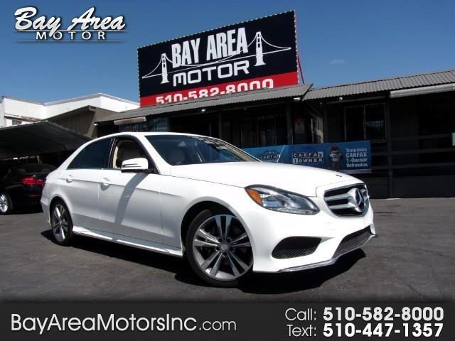 Great Used 2014 Mercedes Benz E Class For Sale In Hayward, CA 94541 Bay Area Motor