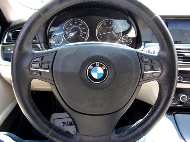 2012 BMW 5-Series 535i