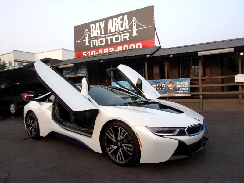 2015 BMW i8 GIGA WORLD PKG