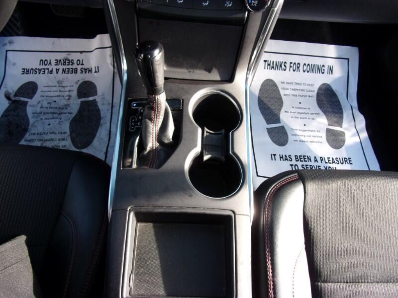 2016 Toyota Camry 4dr Sdn I4 Auto SE (Natl)