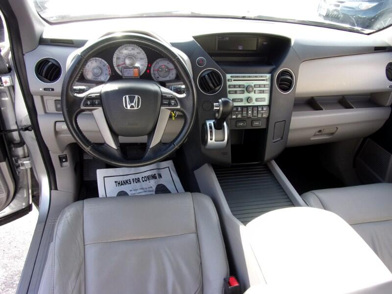 2011 Honda Pilot EX-L 2WD 5-Spd AT