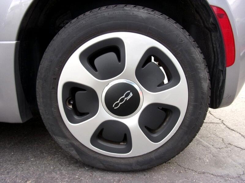 2016 Fiat 500e Battery Electric Hatchback