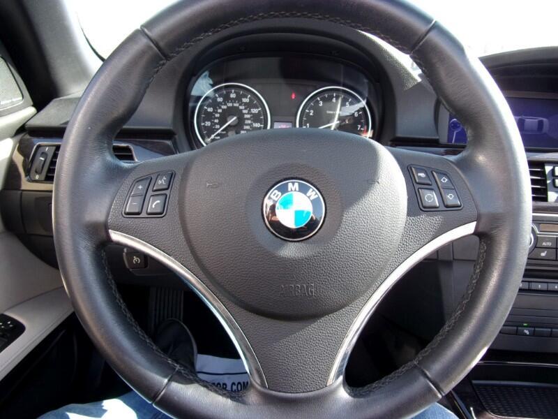 2012 BMW 3-Series 328i Convertible