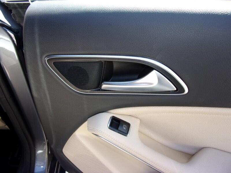 2017 Mercedes-Benz CLA-Class CLA250