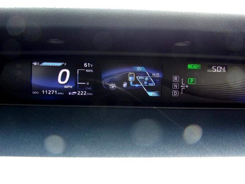 2016 Toyota Mirai Sedan