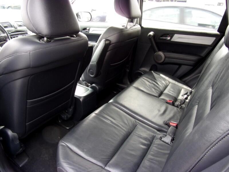 2011 Honda CR-V EX-L 2WD 5-Speed AT