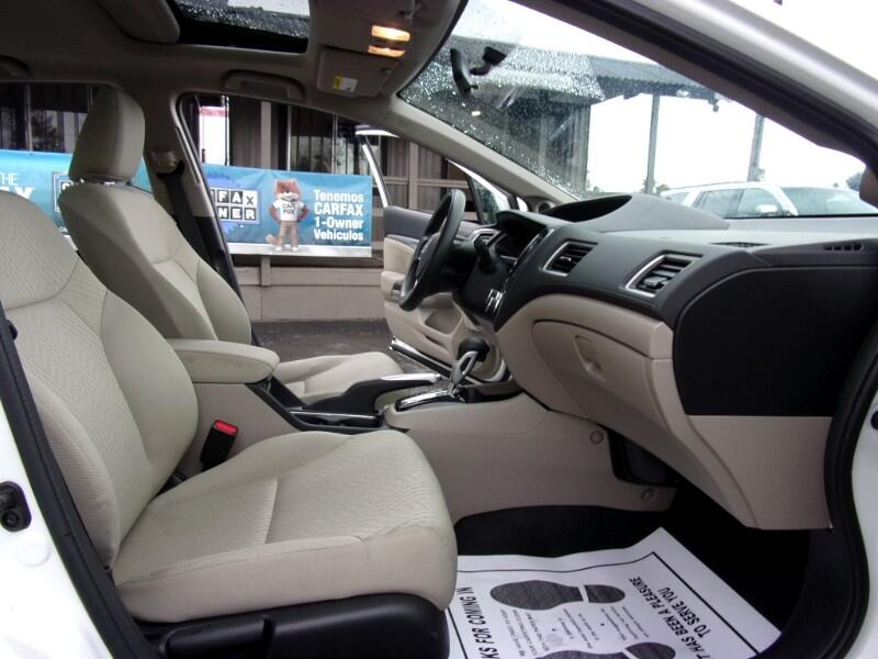 2015 Honda Civic EX Sedan CVT