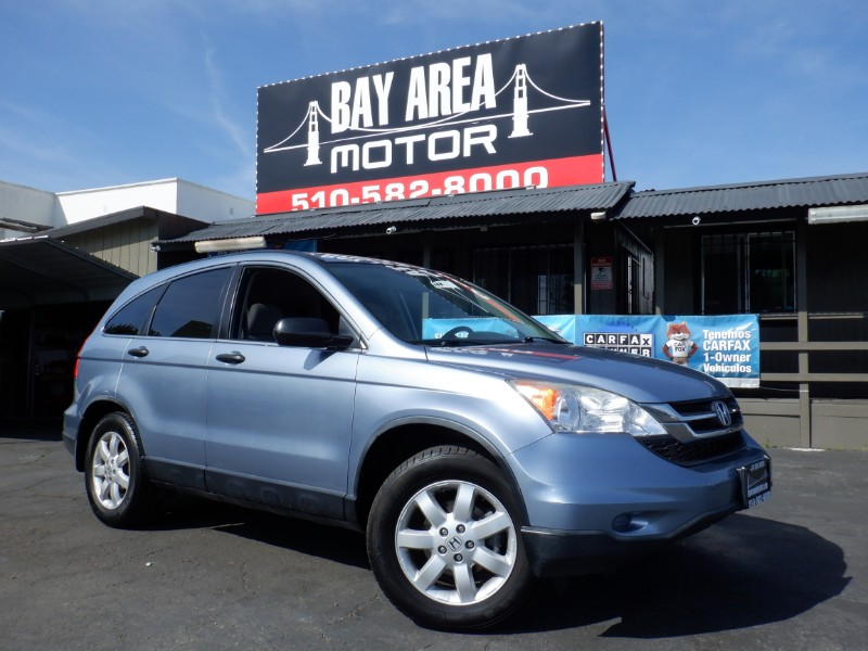 Honda CR-V SE 2WD 5-Speed AT 2011