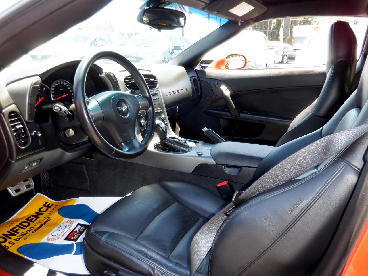 Chevrolet Corvette Coupe LT1 2007