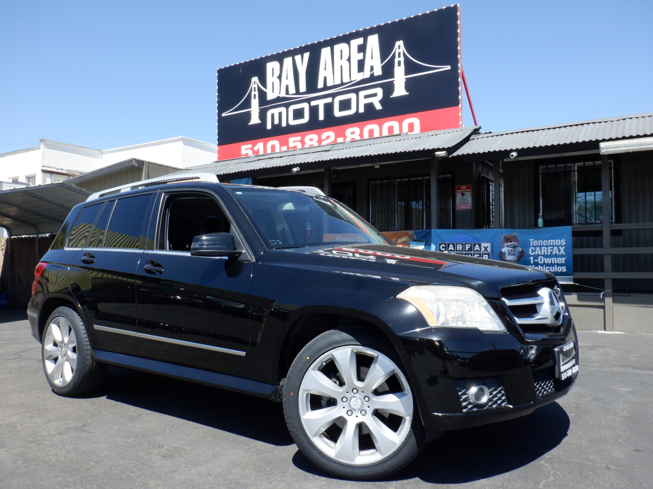 Used 2010 Mercedes-Benz GLK-Class GLK350 4MATIC for Sale in