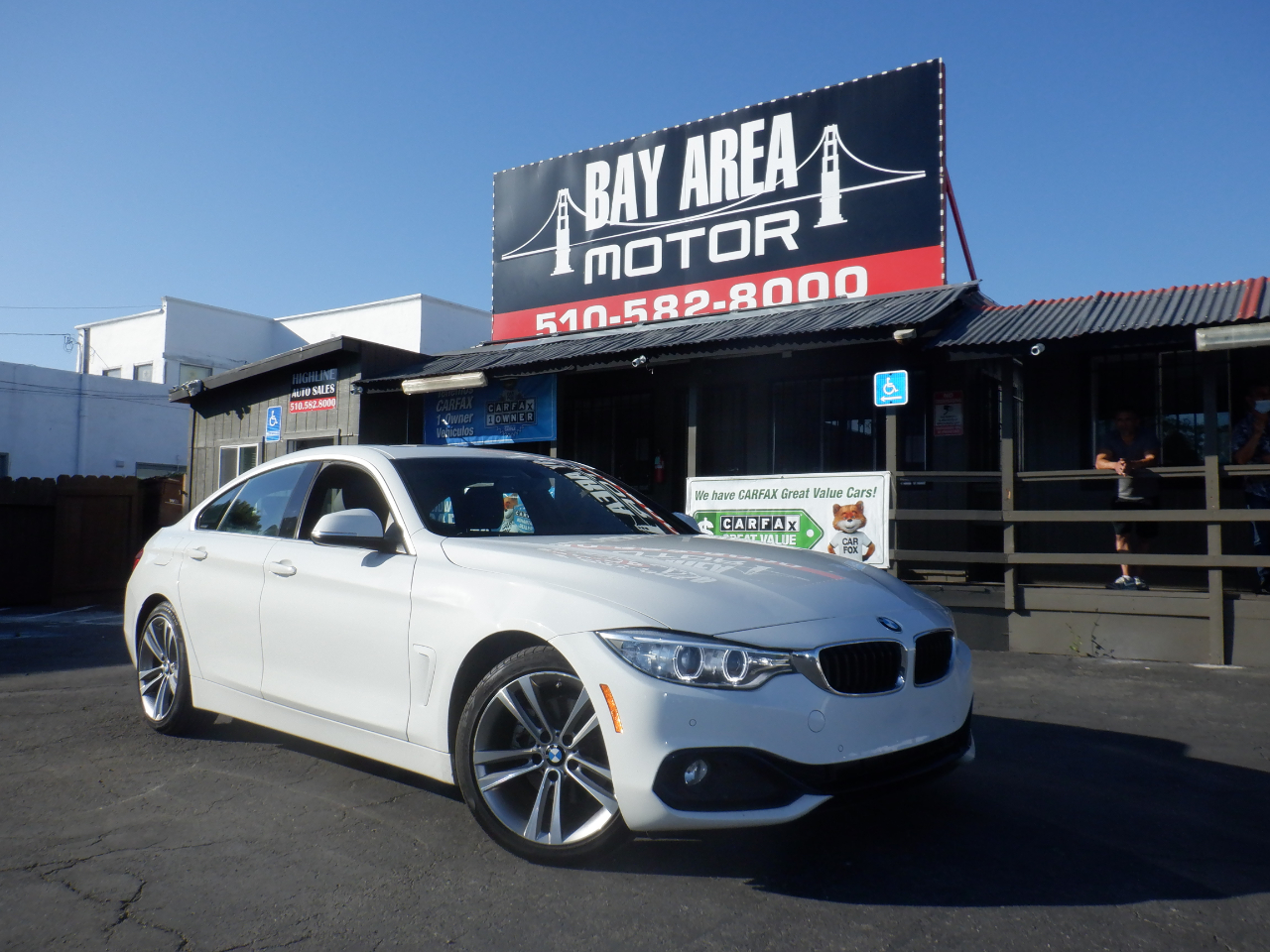 Used 2017 Bmw 4 Series Gran Coupe 430i For Sale In Hayward Ca 94541 Bay Area Motor