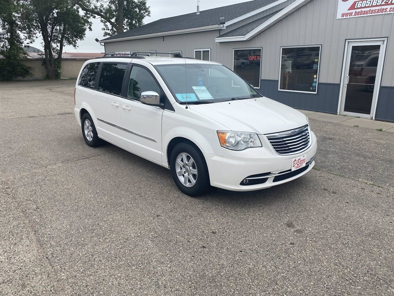 Chrysler Town & Country 4dr Wgn Touring-L 2012