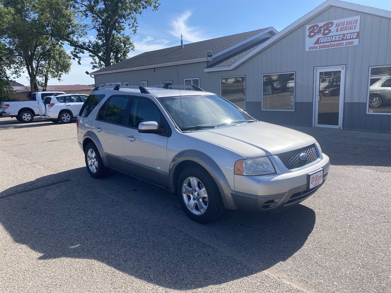 Ford Freestyle 4dr Wgn SEL AWD 2007