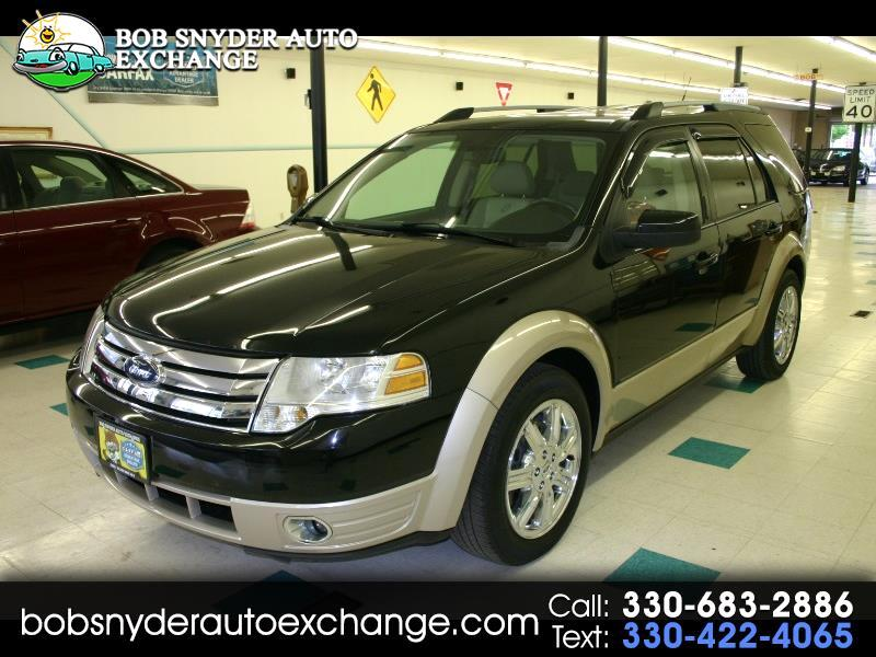 2008 Ford Taurus X Eddie Bauer AWD