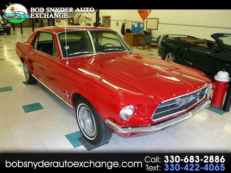 1967 Ford Mustang 2-Door Sedan