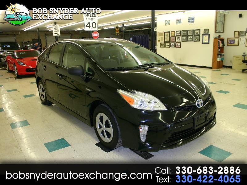 2012 Toyota Prius 4-Door Liftback