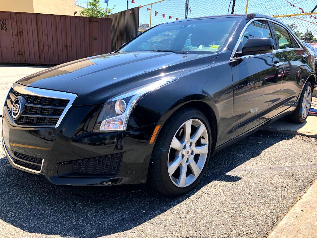 2014 Cadillac ATS 4dr Sdn 2.0L Standard AWD