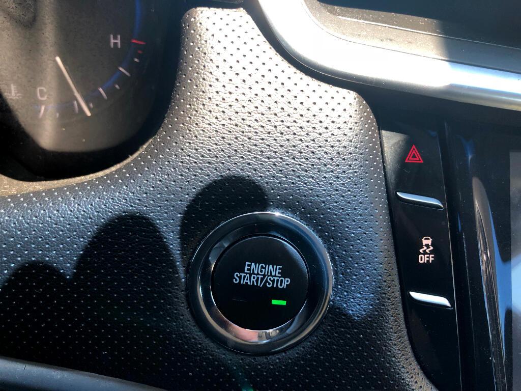 2014 Cadillac XTS 4dr Sdn Luxury AWD