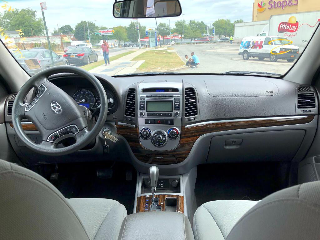 2012 Hyundai Santa Fe AWD 4dr I4 GLS