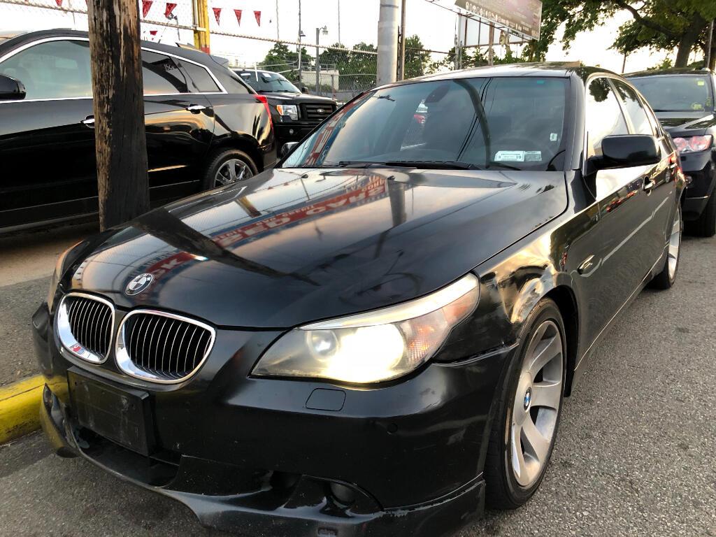 2005 BMW 5 Series 545i 4dr Sdn