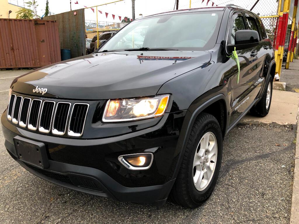 2015 Jeep Grand Cherokee 4WD 4dr Laredo