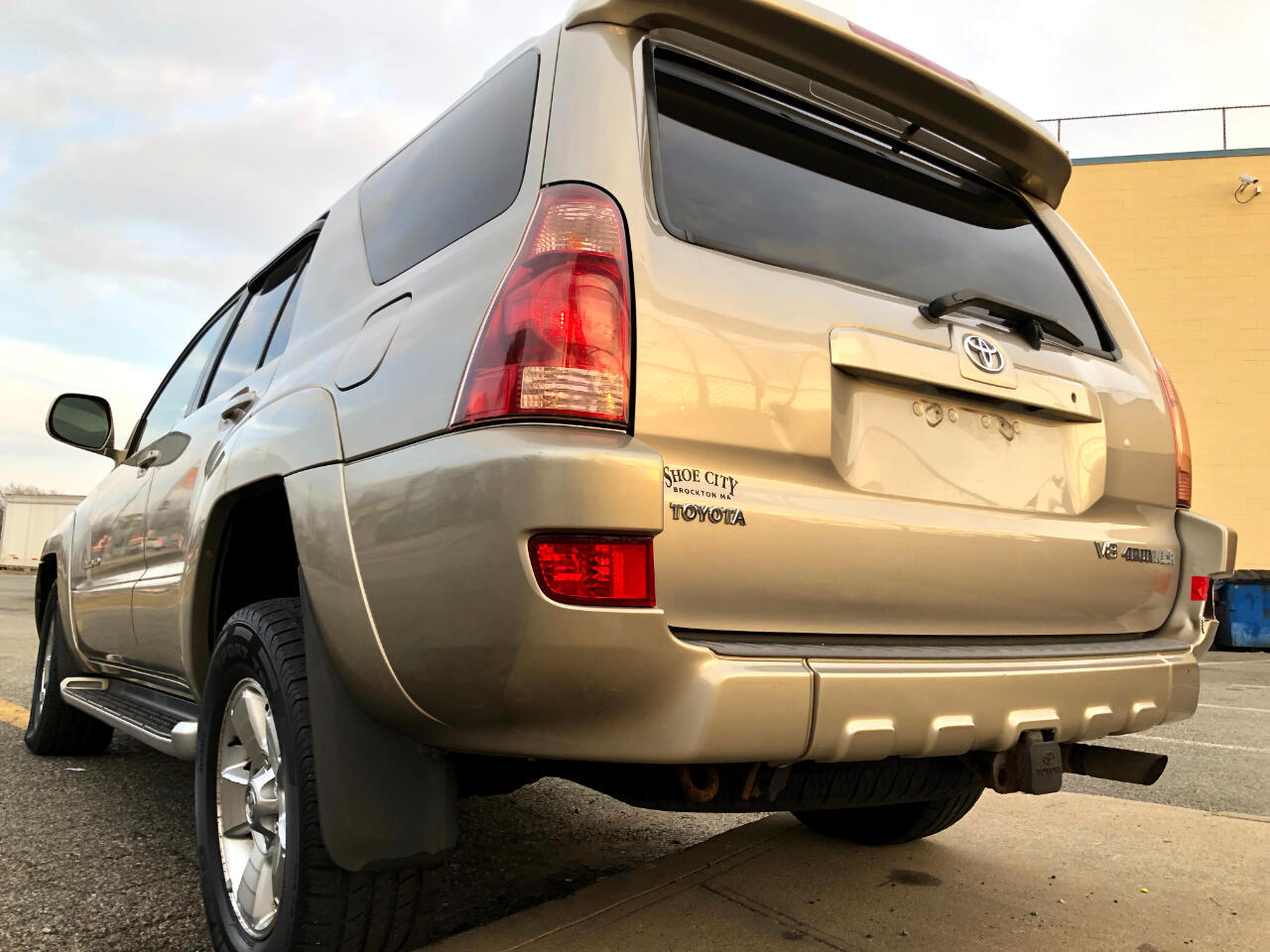 2003 Toyota 4Runner 4dr Limited V8 Auto 4WD (Natl)