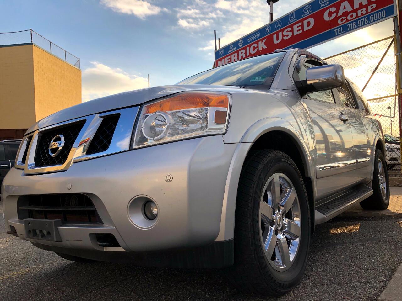 2010 Nissan Armada 4WD 4dr Platinum