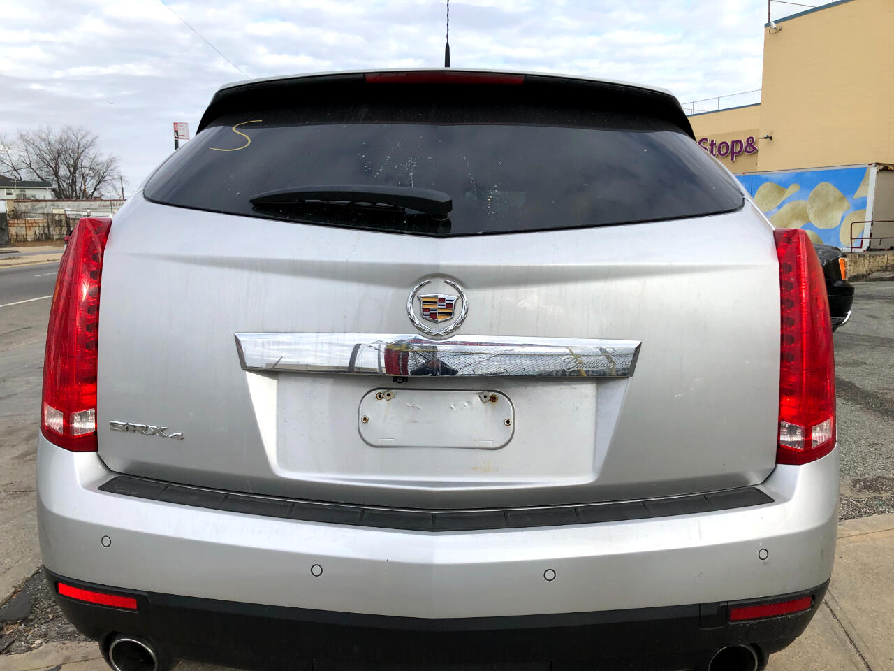 2010 Cadillac SRX AWD 4dr Performance Collection