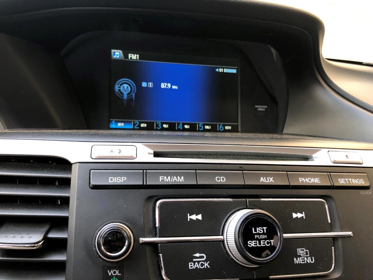 2013 Honda Accord Sdn 4dr I4 CVT LX