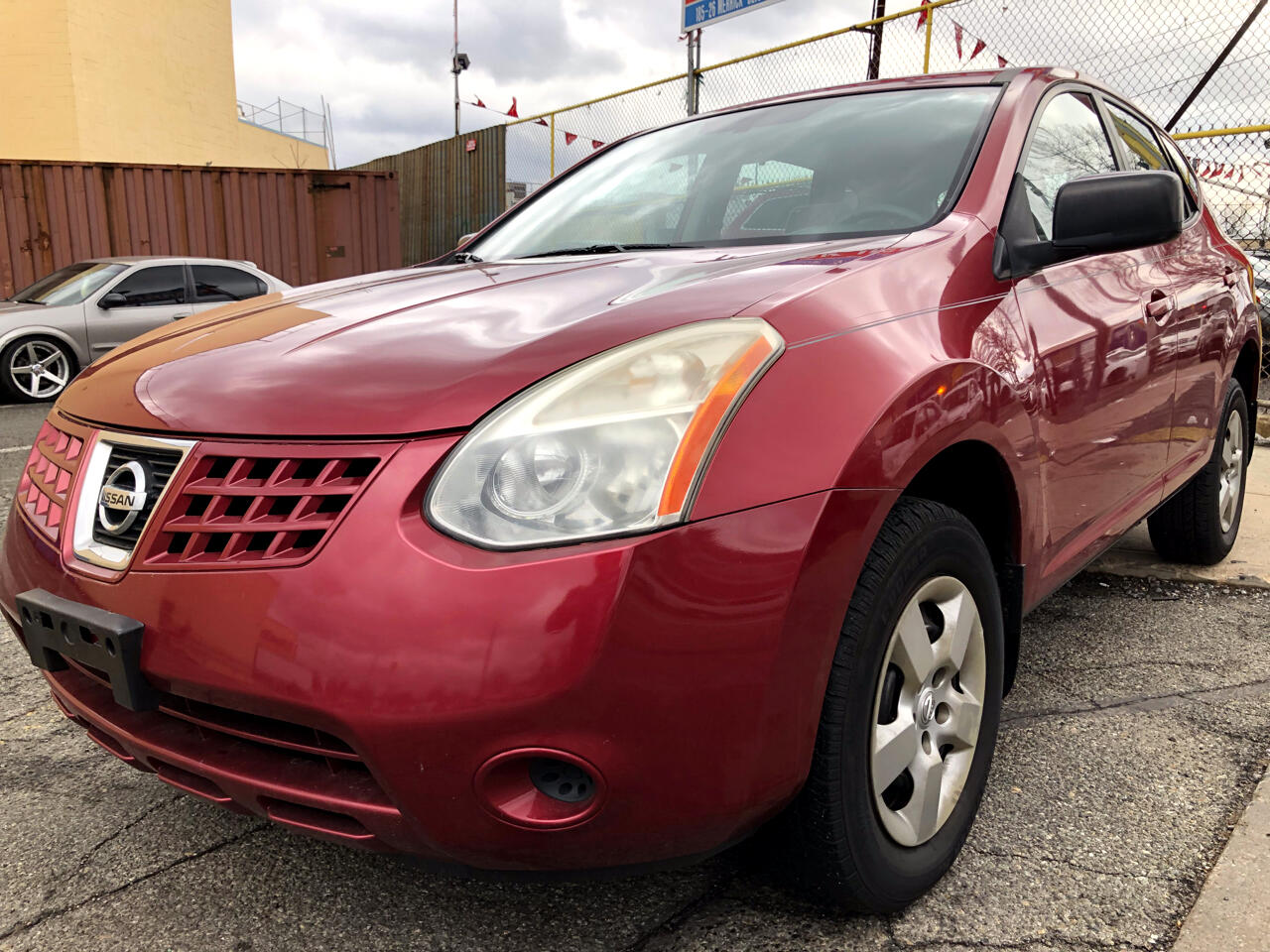 2008 Nissan Rogue AWD 4dr S