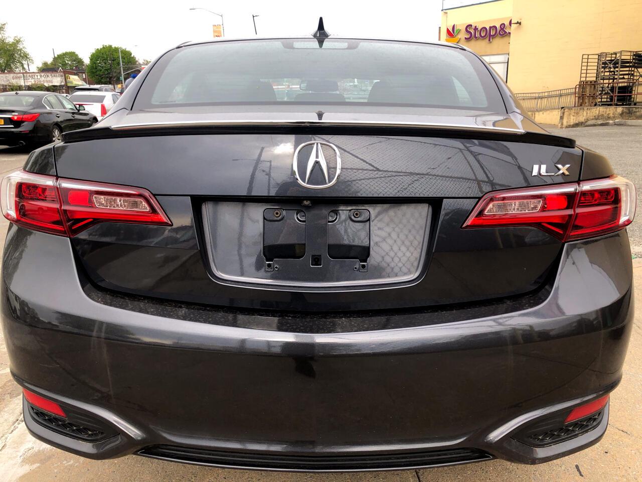 2016 Acura ILX 4dr Sdn w/Technology Plus/A-SPEC Pkg