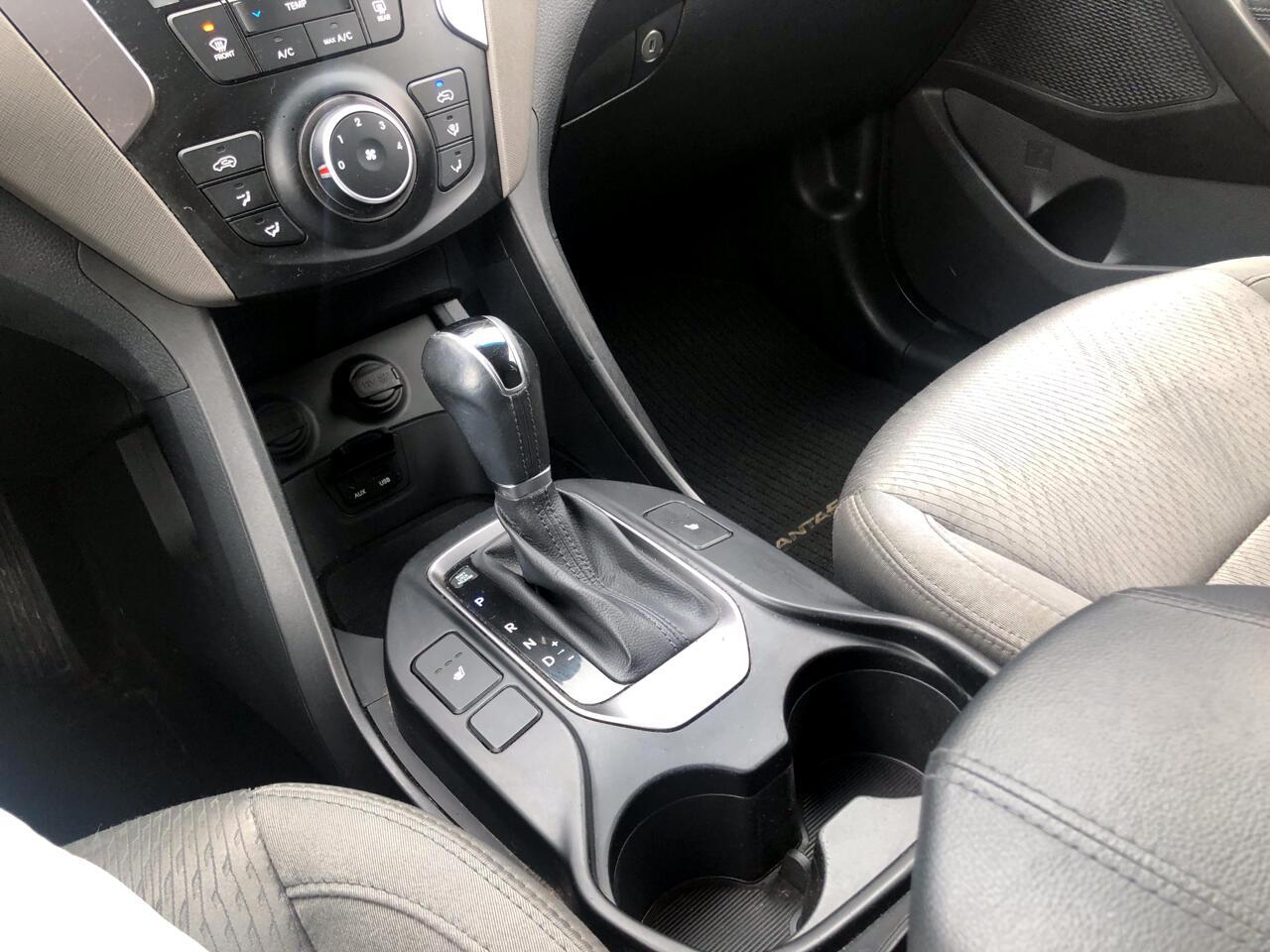 2014 Hyundai Santa Fe Sport FWD 4dr 2.4