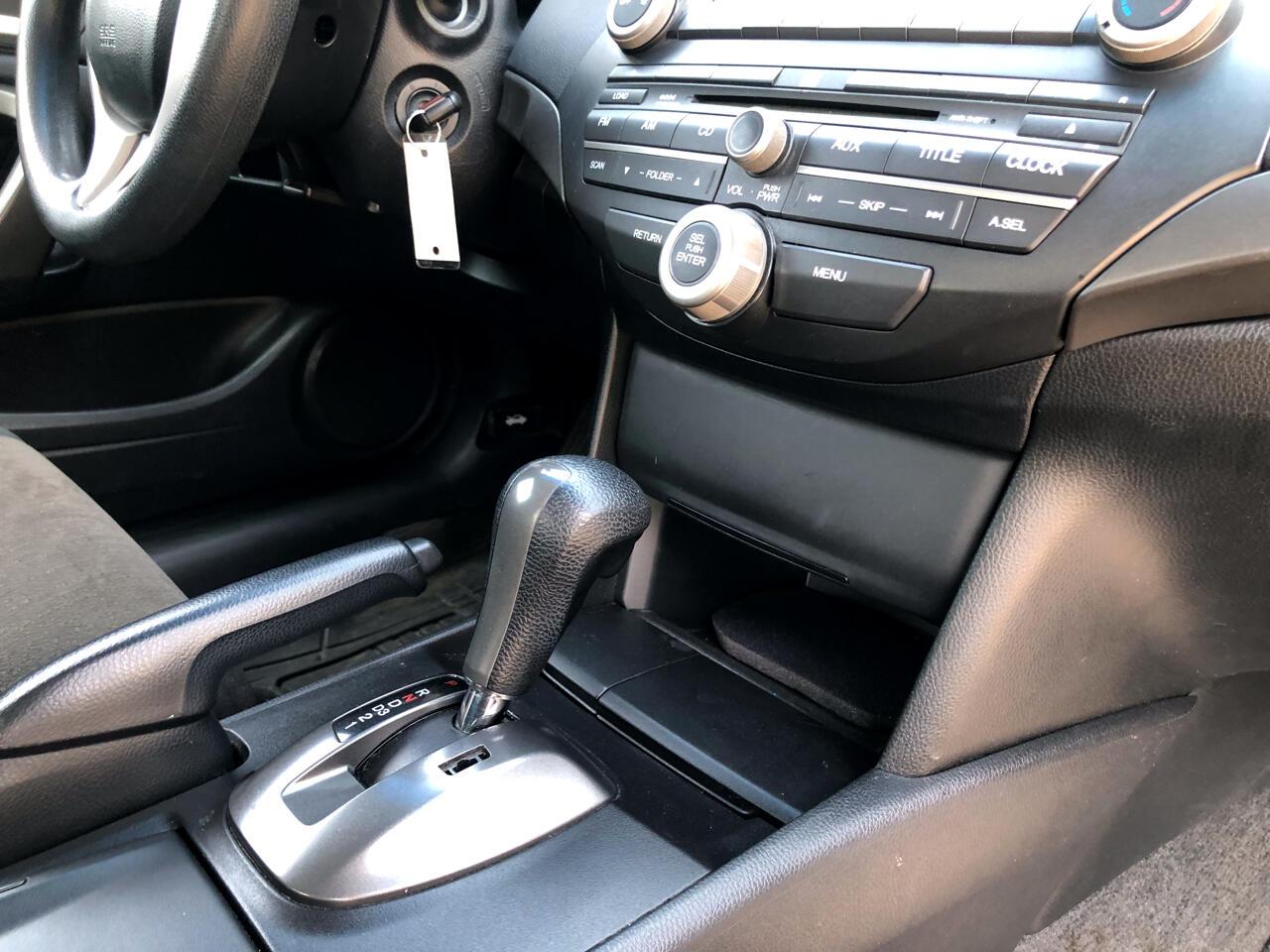 2010 Honda Accord Cpe 2dr I4 Auto LX-S