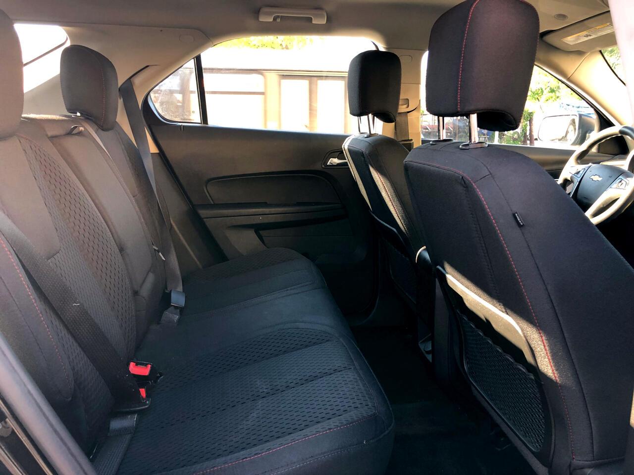 2015 Chevrolet Equinox FWD 4dr LS