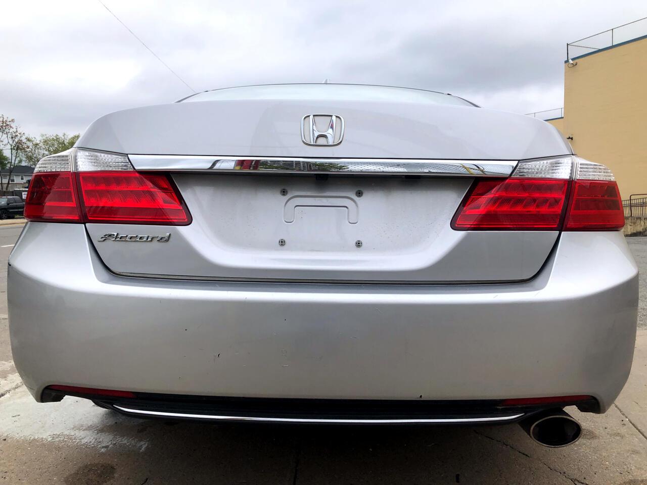 2013 Honda Accord Sdn 4dr I4 CVT EX-L
